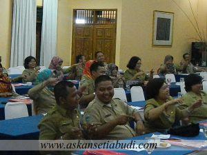 Training Motivasi DINSOS Batu/www.askansetiabudi.com/081334664876